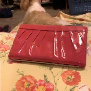 Pink Abas wallet